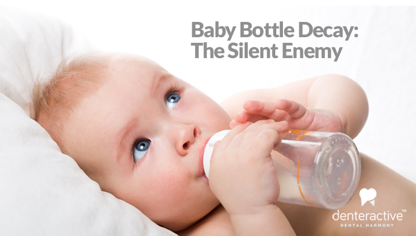 Baby bottle tooth decay: the slient enemy