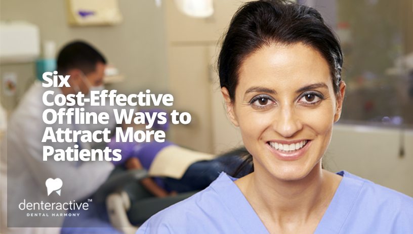 Six Cost Effective Ways to Attract Patients