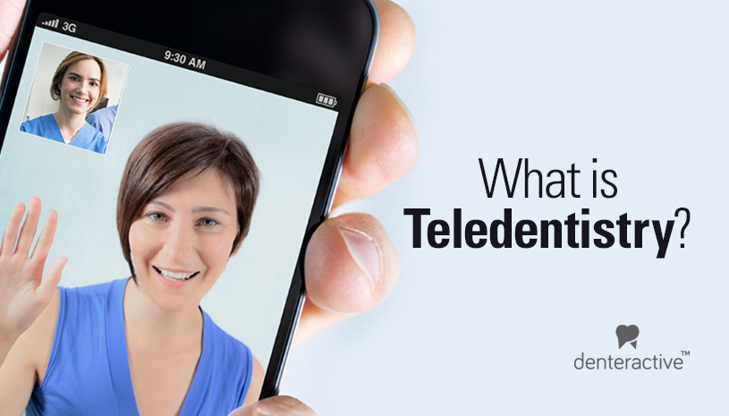 what is teledentistry
