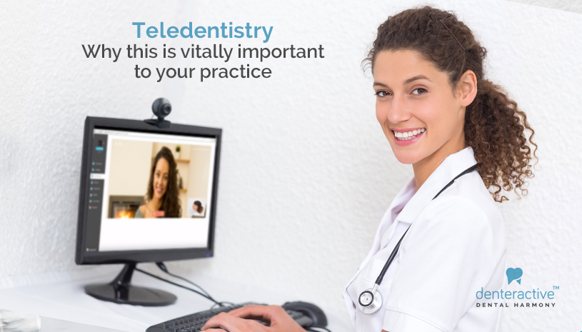 Teledentistry for dental practice